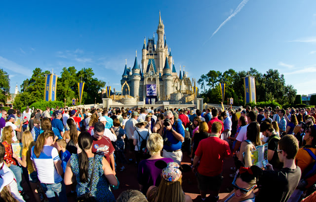 Disney World gearing up to test a new Foot Tracking Technology for its Visitors 1