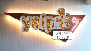 YELP'S SOLID GROWTH