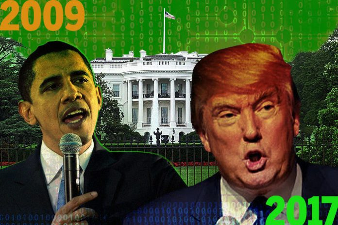 Tech world has changed dramatically since the White House last changed hands