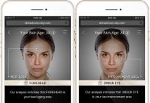 Artificial Intelligence Based Skin Advisor from Olay 2
