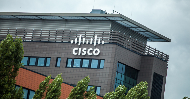 Cisco- the giant in networking sector turns massive 1