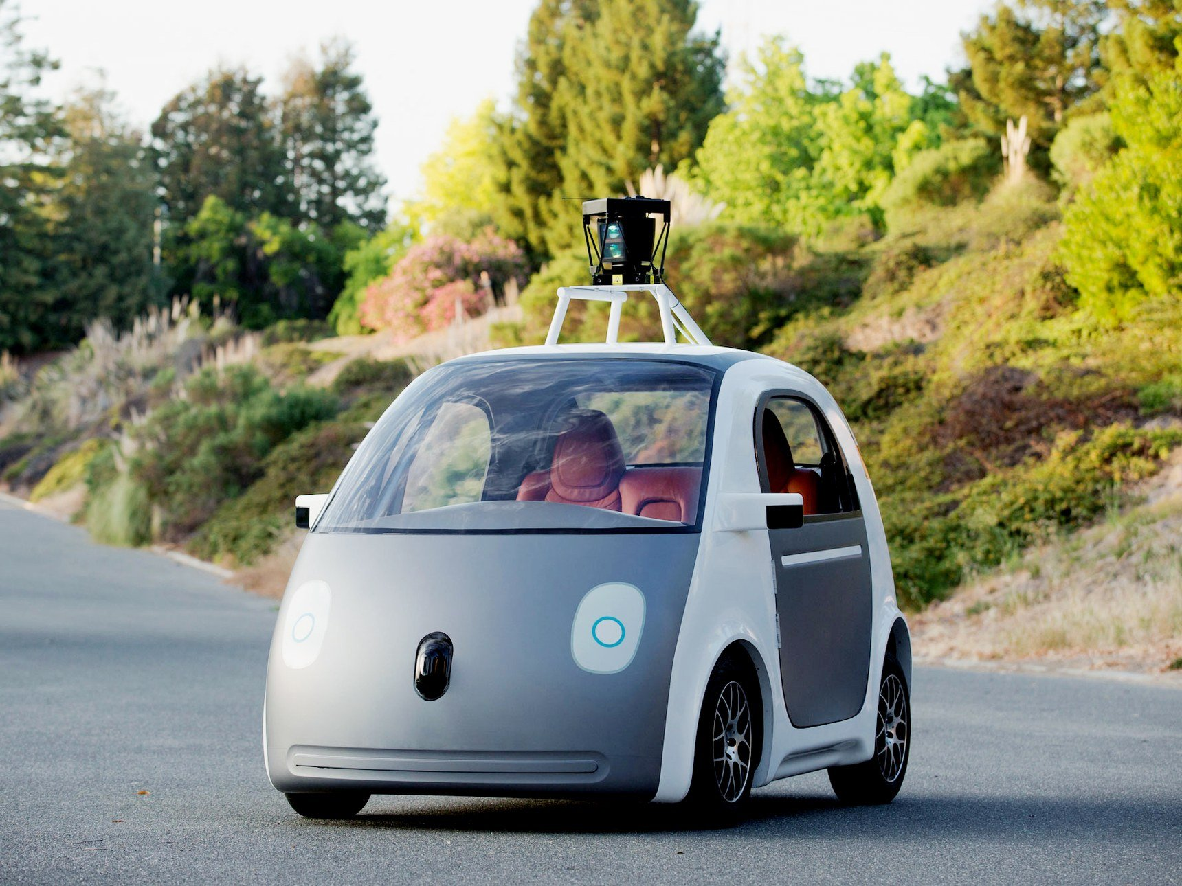 Data Generated from Self-driving cars 2