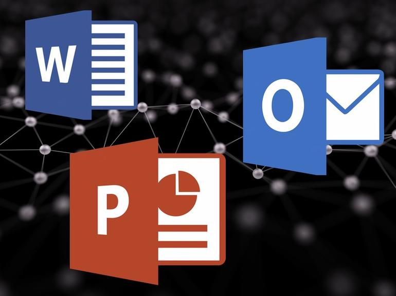 The machine learning in Microsoft Word's new editor 1