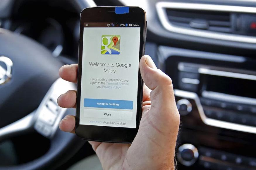 Google Maps will find your parked car for you2