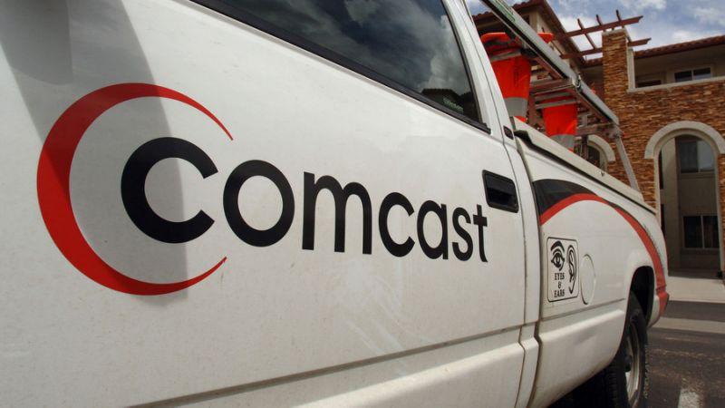 Is Comcast getting ready to offer online TV nationwide