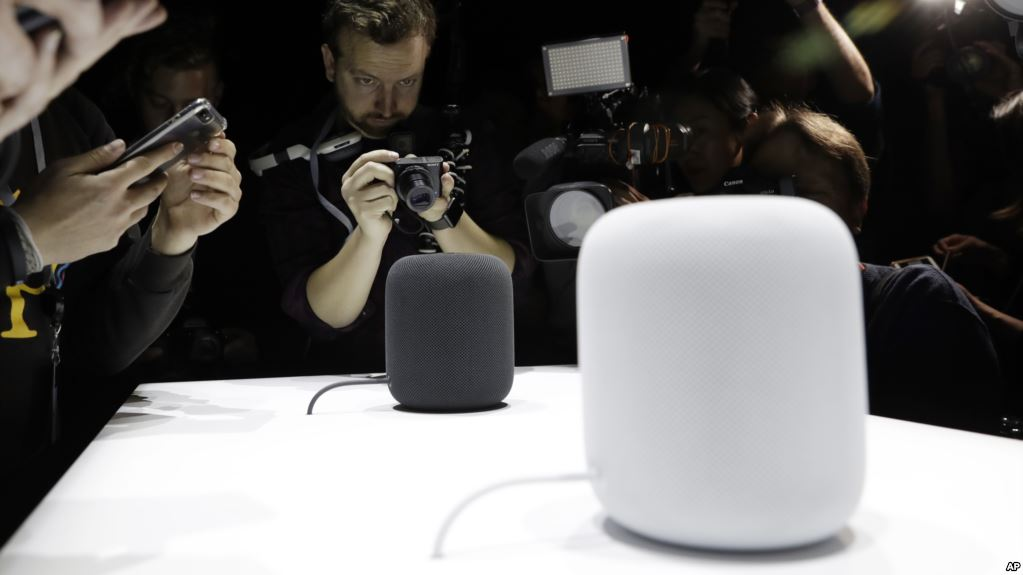 Meet HomePod: Apple's Voice First Platform