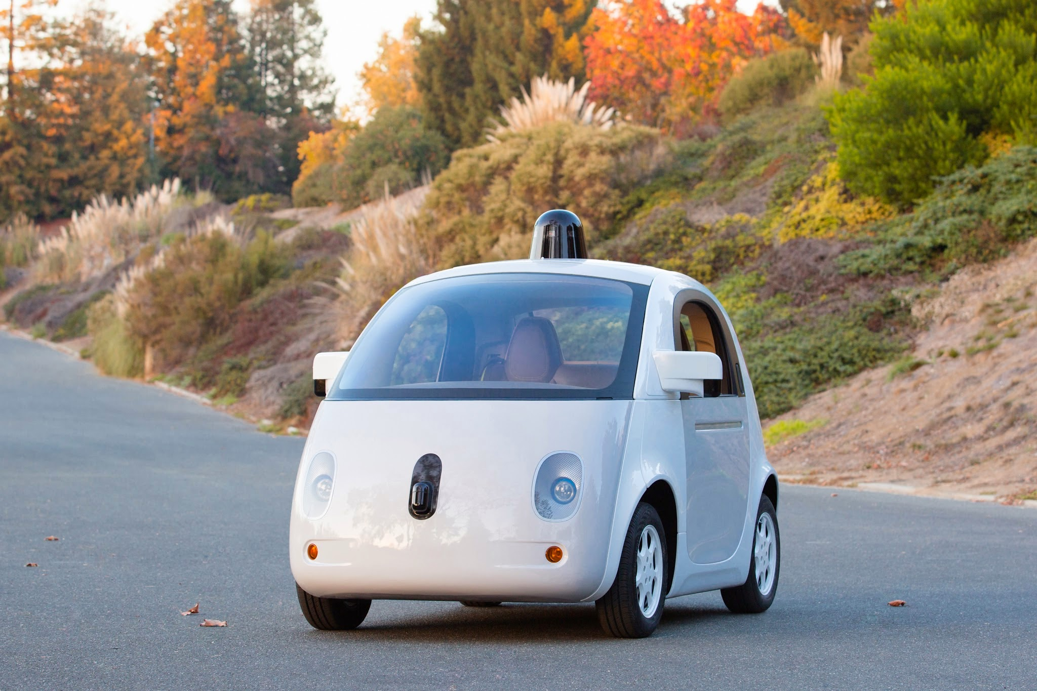 How Google Is Influencing Non-Tech Companies To Get Into The Self-Driving Car Race