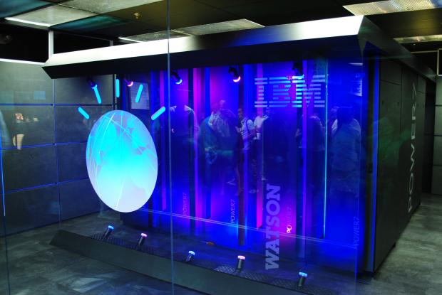 IBM Stock Pops On Q3 Cloud Revenue Growth