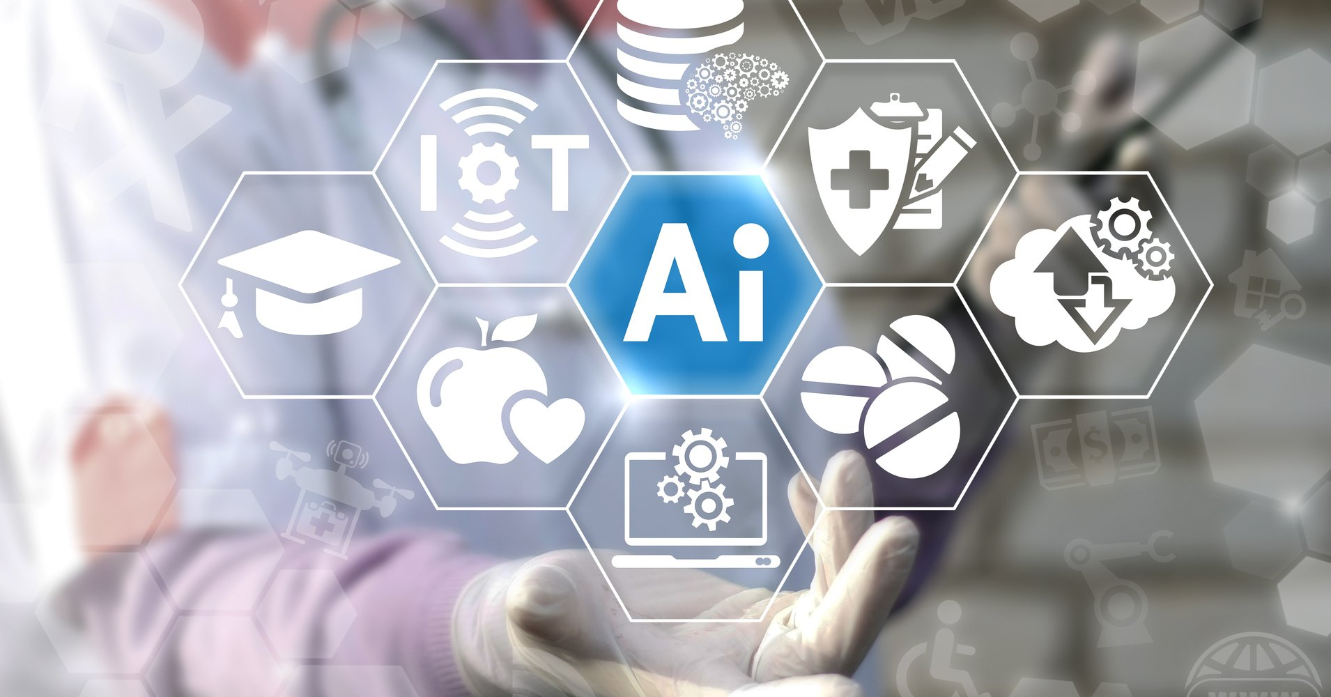 Leverage AI to revolutionize and advance healthcare