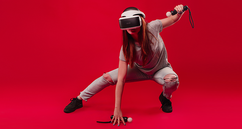 How 3d and VR are changing the gaming industry 1