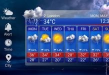 Tech startups use cloud computing for better weather forecasts
