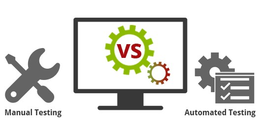 Automated Vs Manual Testing