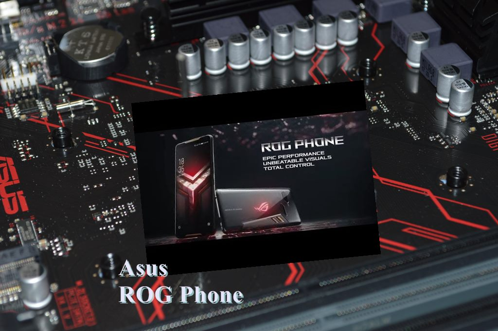 ASUS ROG Gaming Phone - Highest Specifications 8