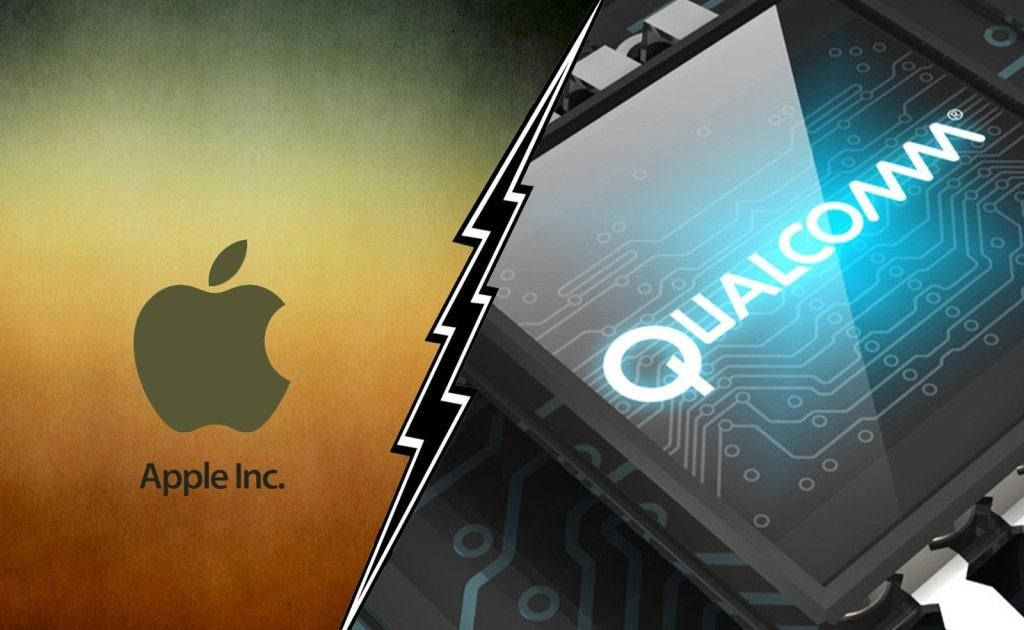 Qualcomm vs Apple legal Fight on NSG and 5G 27