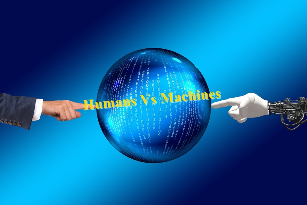 Humans Vs Machines, Better hacker? 9