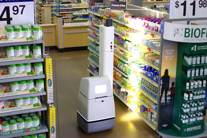 Walmart is testing grocery delivery robots 19