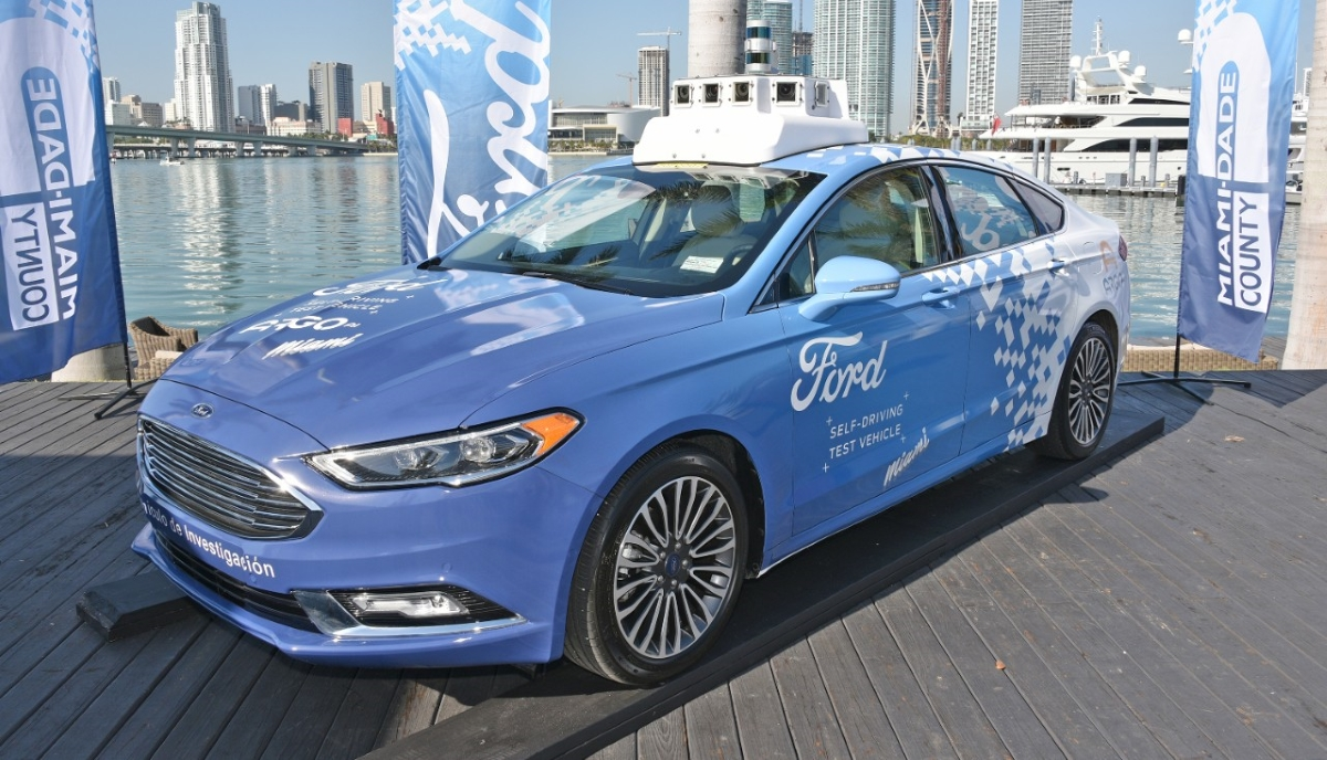 Ford to release mass-market autonomous car in 2021 3