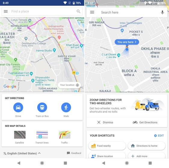 Difference between Android GO vs Android Apps 2