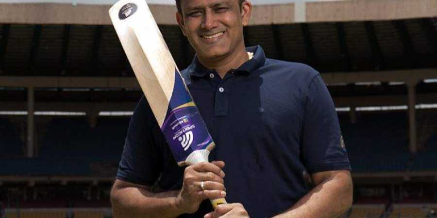 Anil Kumble's startup launches Microsoft AI-enabled 'Power Bat' 5