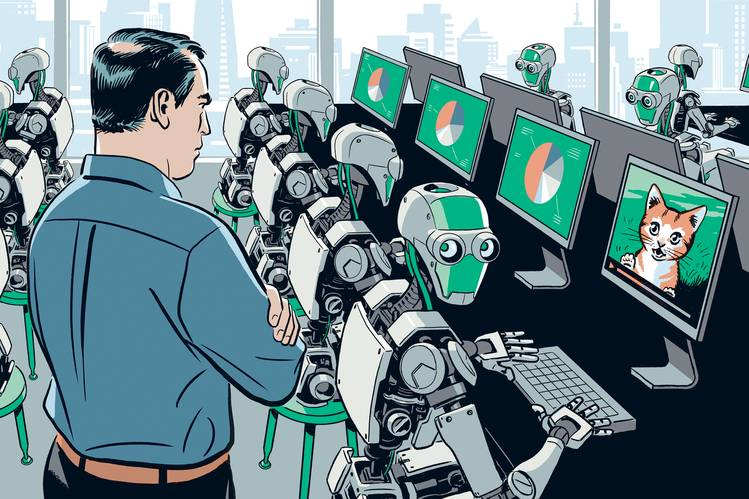 Artificial Intelligence: The Robots Are Now Recruiting 39