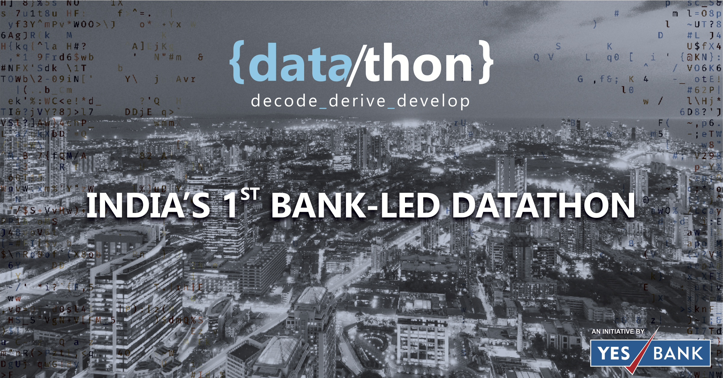 YES BANK to unveils 20 data driven products Datathon 16