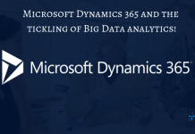 Microsoft Dynamics 365 and the tickling of Big Data analytics!
