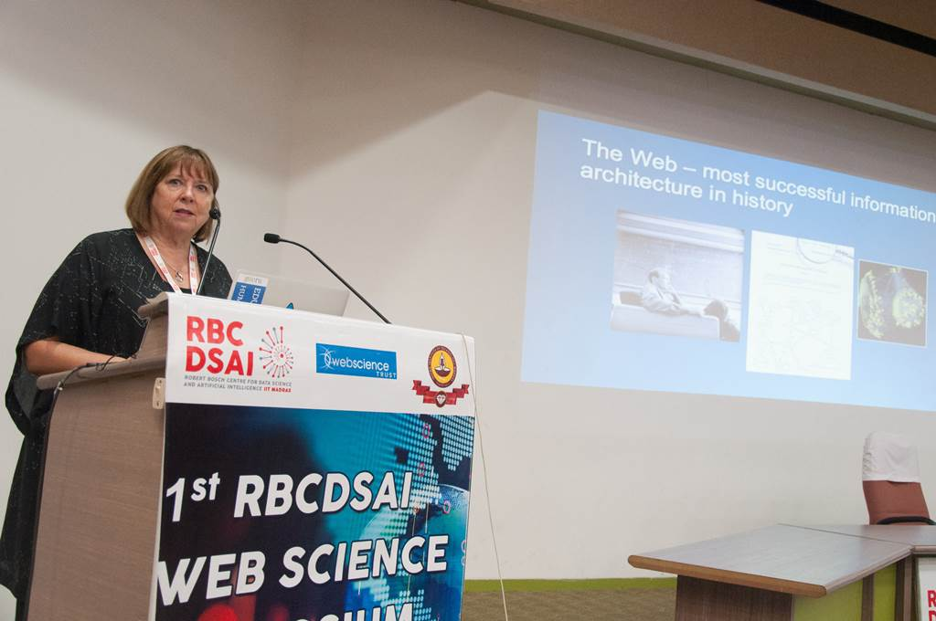 IIT Madras hosts the first RBCDSAI 'Web Science Symposium' 5