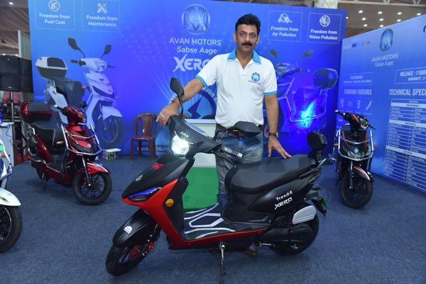 Avan Motors launches electric scooter Trend E at Rs 56900 31