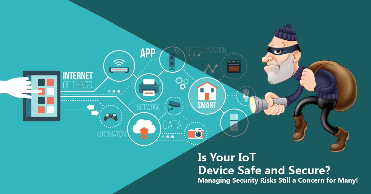 9 Security And Privacy Risks Of IoT In 2019
