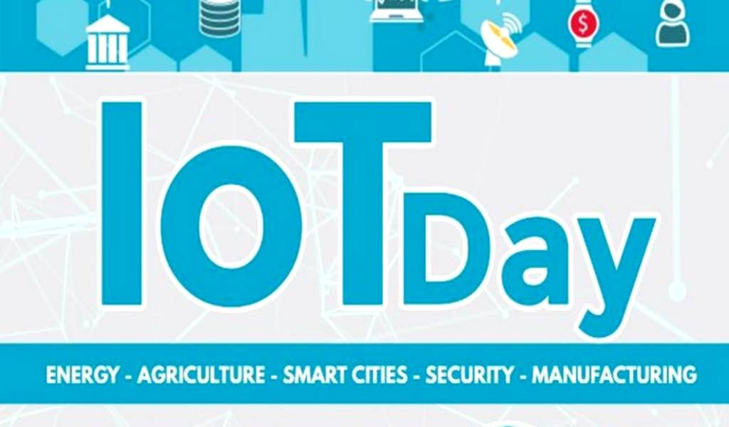 IoT Day brings the top 5 emerging IoT Startups 18