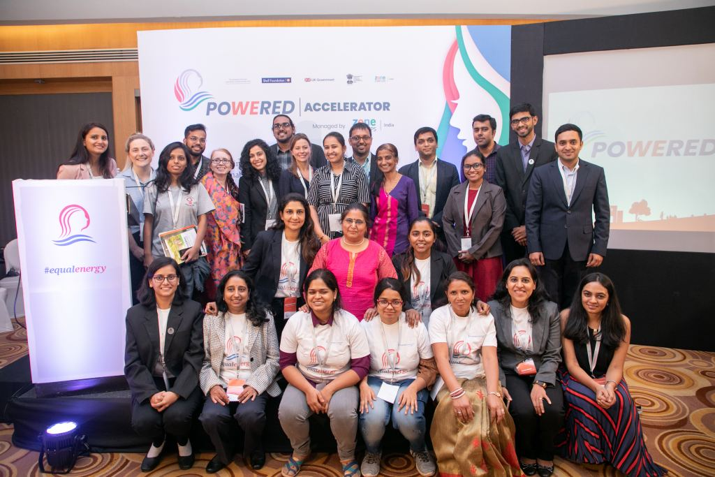 8 Women-led energy startups receive a Seed Fund through POWERED Accelerator 7