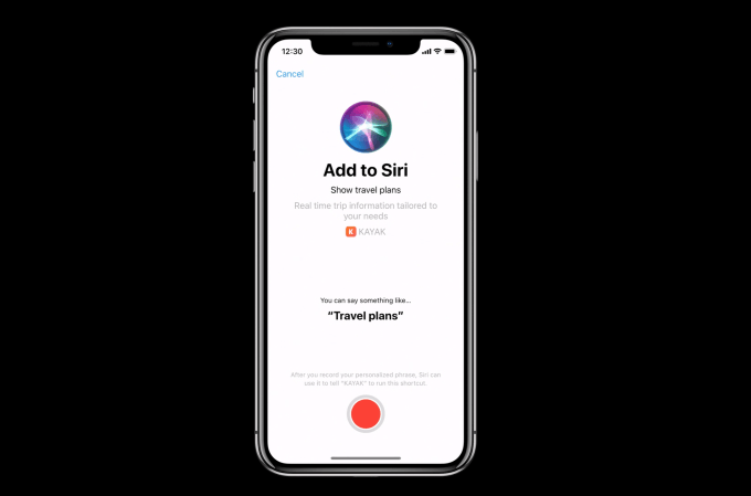 Siri as the first AI feature in smart devices