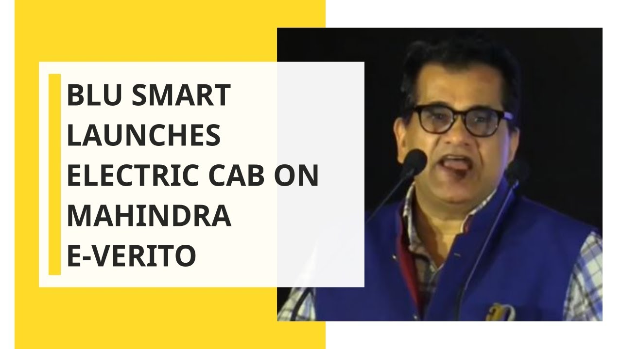 Blu Smart Partners with Mahindra to go all-electric 15