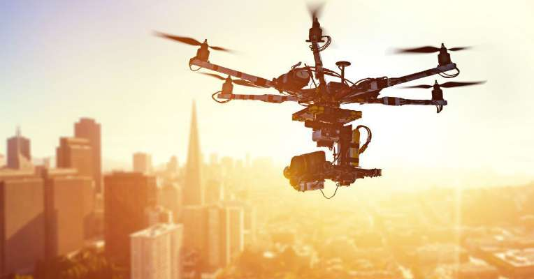 World Economic Forum To Experiment Medicine Delivery With Drones 25