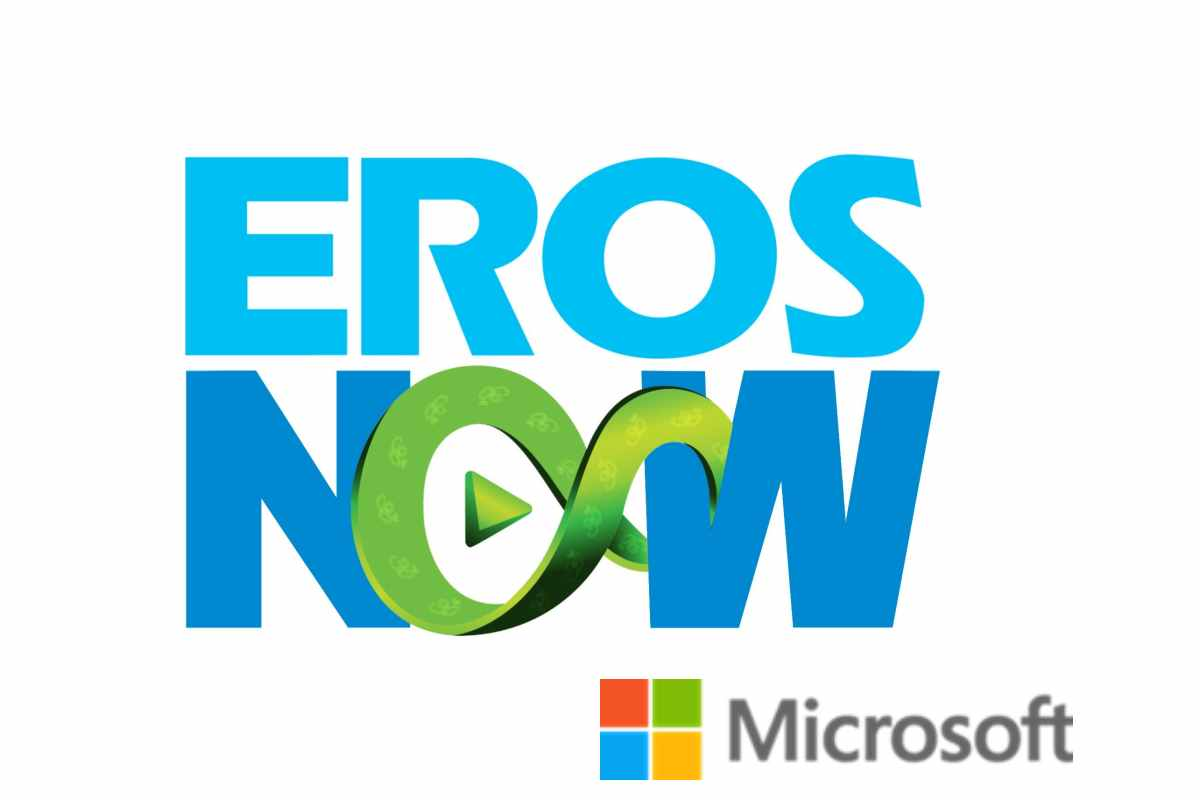 Eros Now announces a collaboration with Microsoft 16