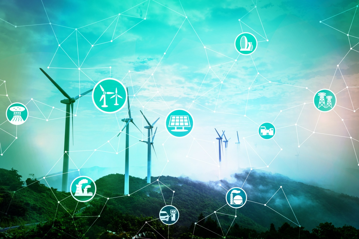 Energy Management using Gree Iot