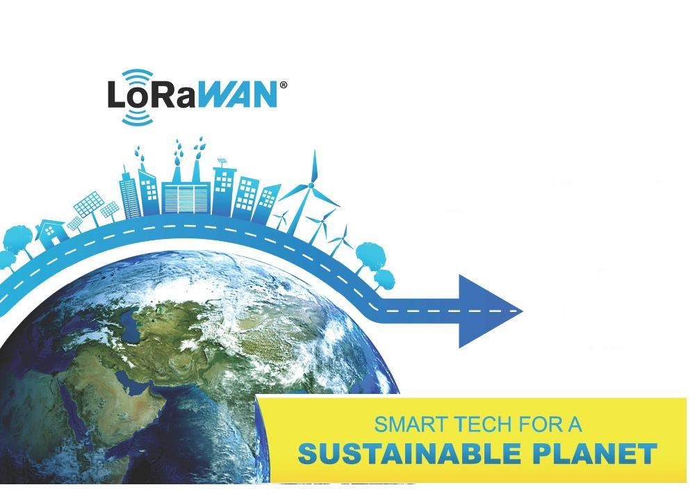 LoRaWAN to Promote Smart Tech for a Sustainable Planet 10