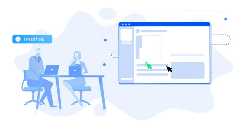 Create Visual engagement with Co-browse 4