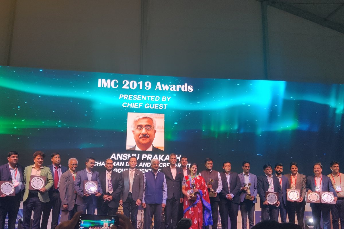 IMC, Aegis Graham Bell Awards jointly announced its winners 16