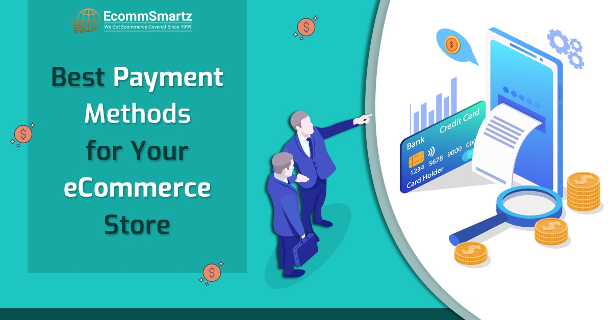 Best payment options for ecommerce