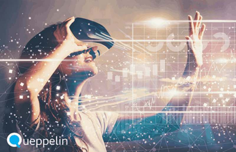 Queppelin named Top AR and VR company by Clutch 21