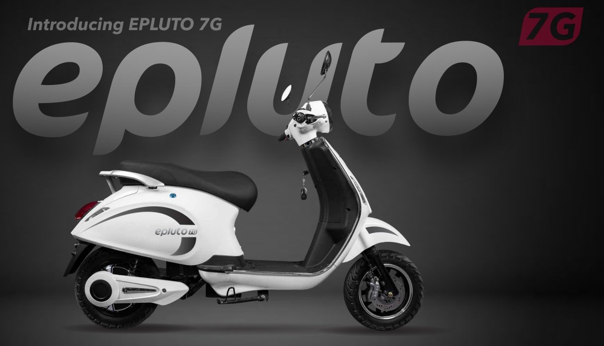 PURE EV Launches High Speed Electric Scooter 'EPluto 7G' 1
