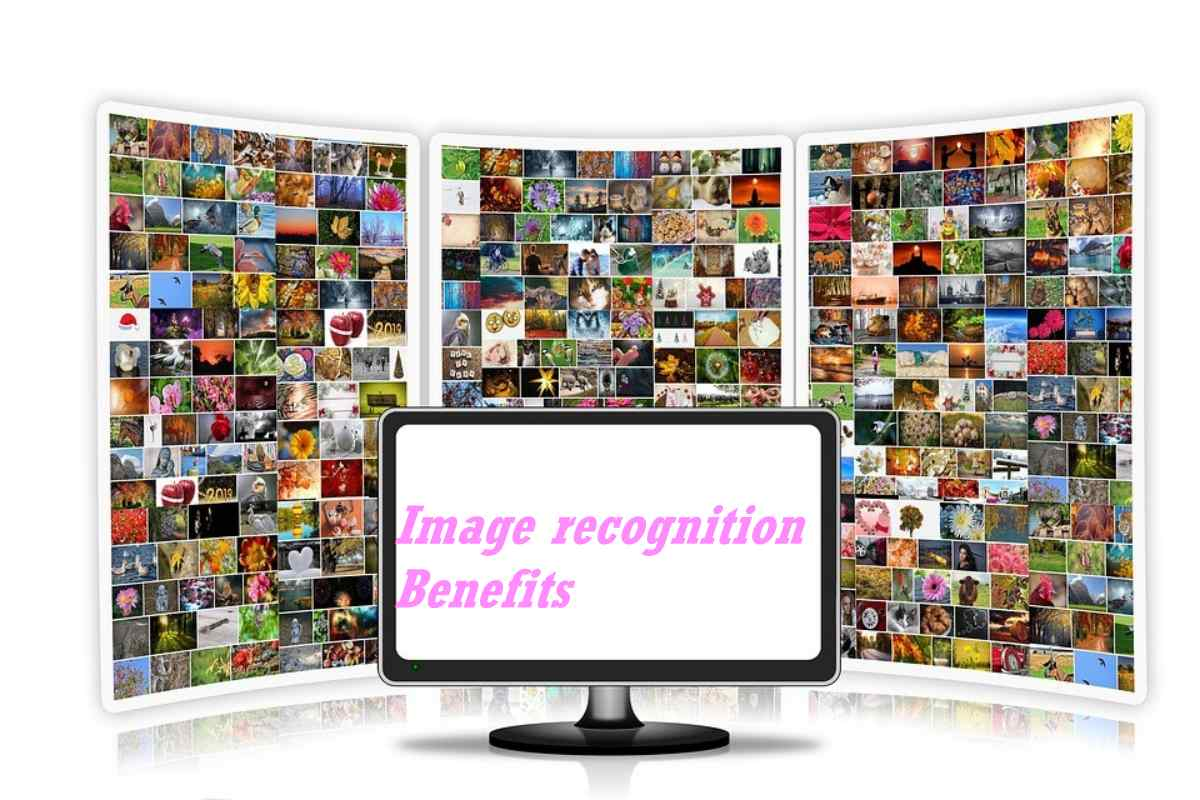 Image recognition Benefits