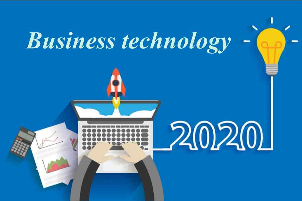 Business technology trends 2020