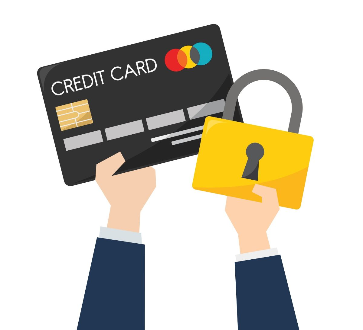 3 Insights on the technology behind credit card processing 1