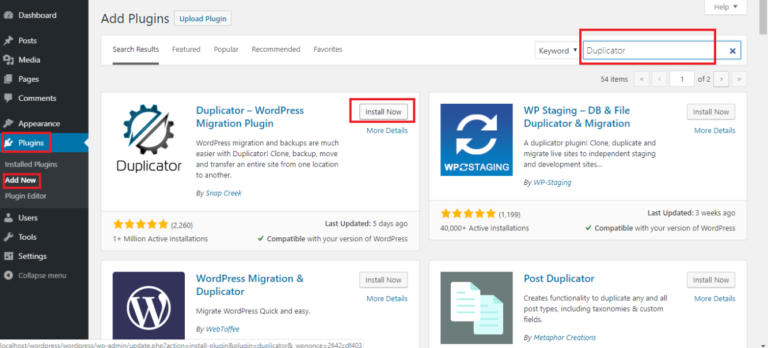 How to Migrate WordPress From Localhost to Live Server? 1
