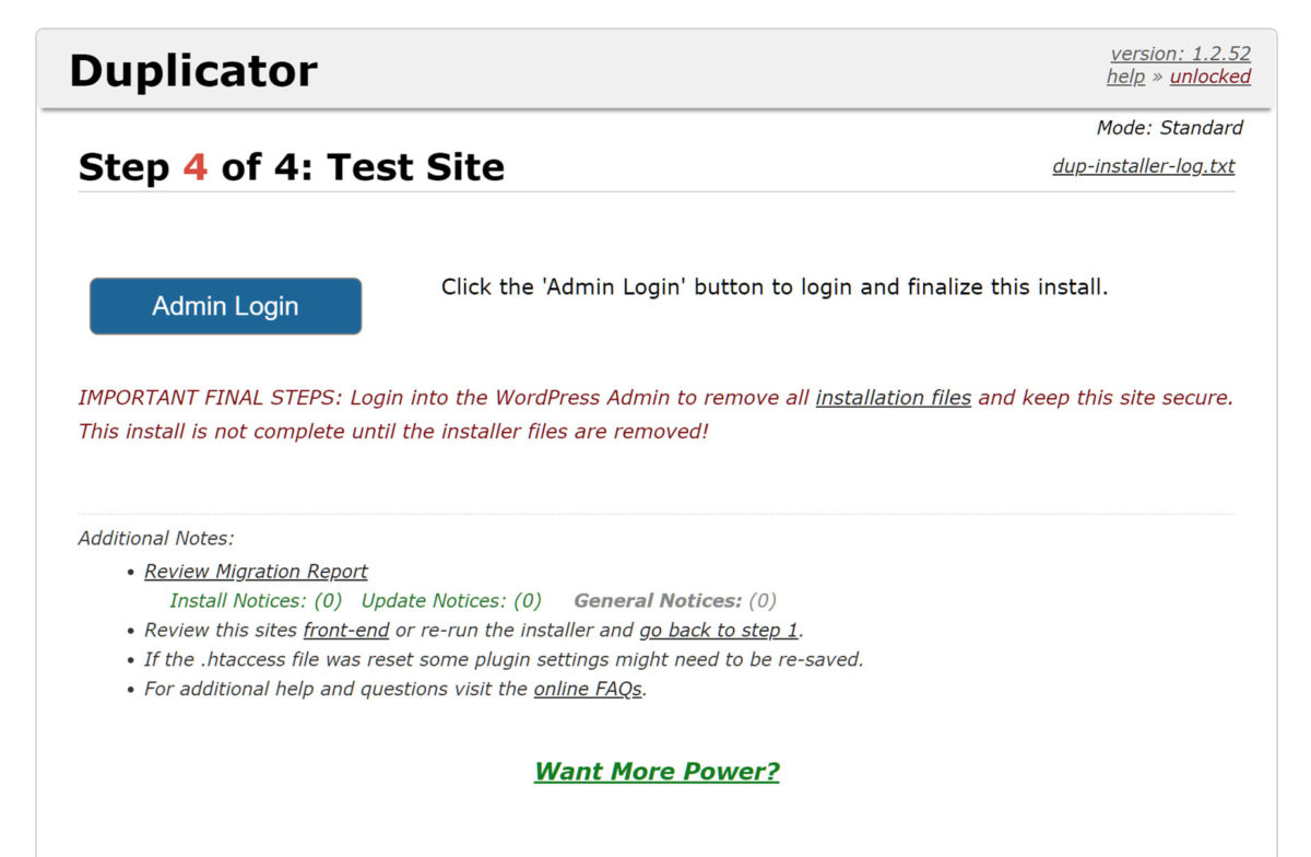 How to Migrate WordPress From Localhost to Live Server? 11