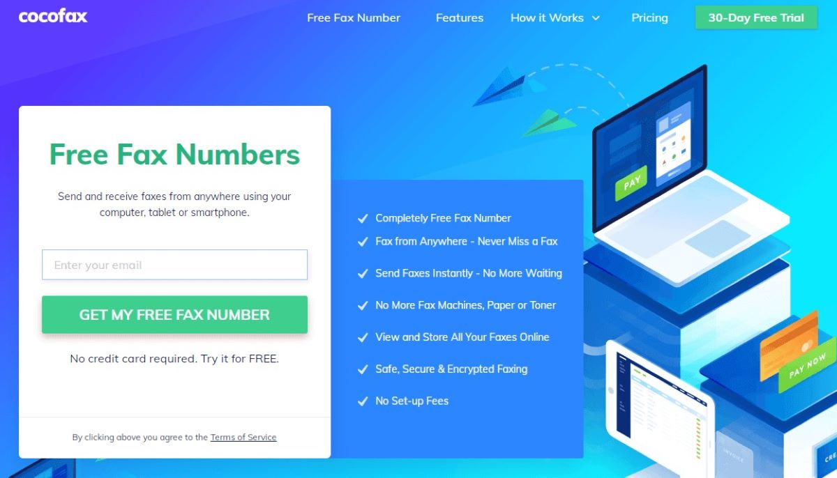 How to Send and Receive Faxes from Gmail Easy and Free? 1