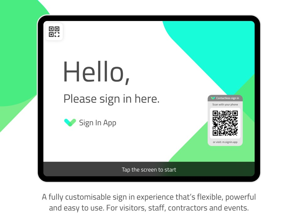 Why You Need to Switch To Paperless Sign-in Right Away? 1