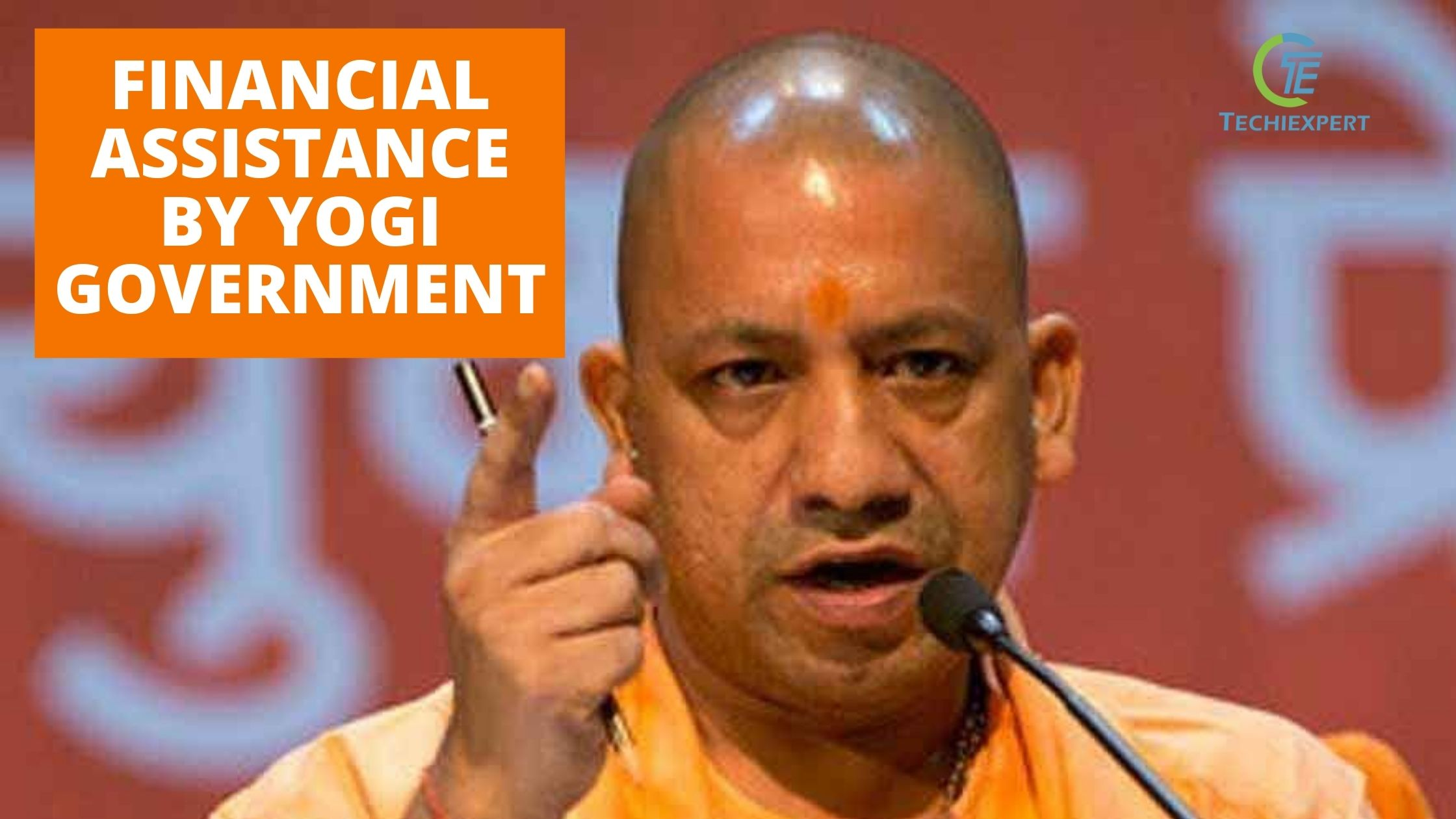 Financial assistance by Yogi Government